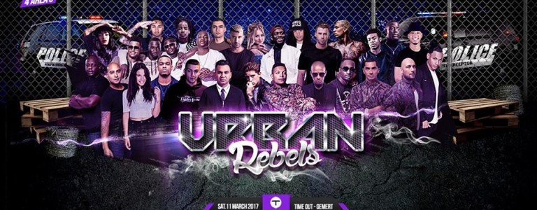 Urban Rebels 11 maart 2017 Time Out Gemert