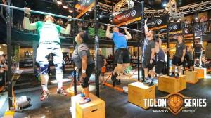 Tiglon Crossfit NXT events 10 juli 2016