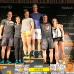 Tiglon Crossfit NXT events 10 juli 2016