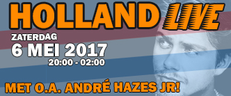 Holland Live 6 mei 2017 NXT events Gemert André Hazes jr