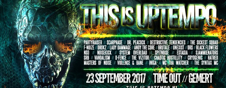 This is Uptempo, zaterdag 23 september 2017, Time Out NXT, Gemert