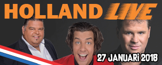 Holland Live 2018, Wolter Kroes, Snollebollekes, NXT events, Gemert, Django Wagner
