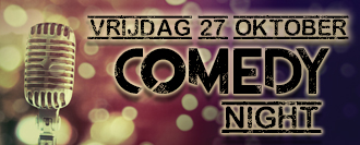 NXT Comedy Night, Comedy Night, NXT events Gemert, Comedy Night Gemert