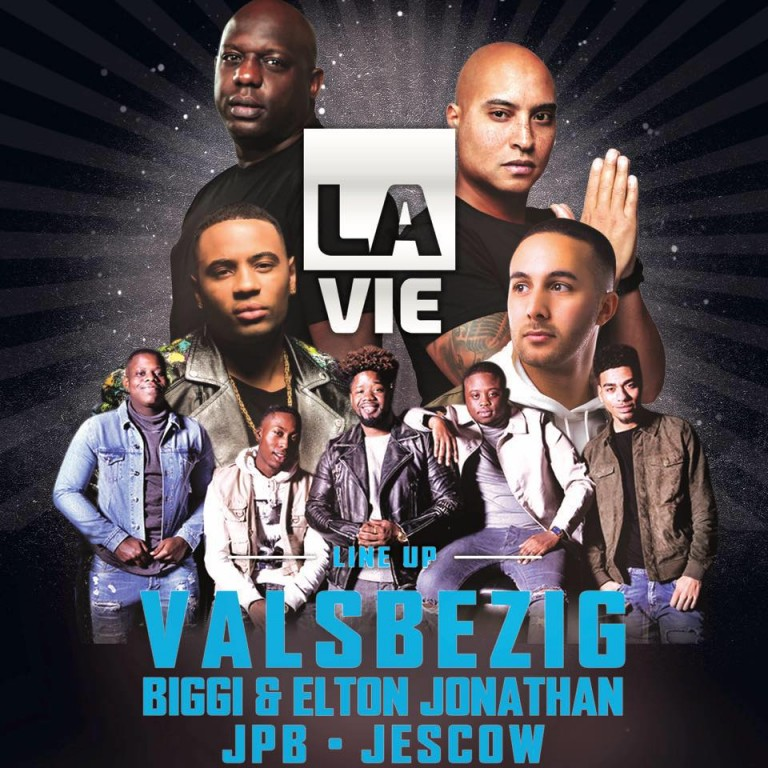 La Vie, biggi, valsbezig, nxt events, nxteventsnl, nxt events gemert, hiphop, r&b, urban, 7 april 2018
