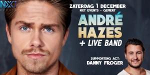 andre hazes, live in concert, andre hazes concert, nxt events gemert, nxteventsnl, livemuziek, live concert, danny froger, december 2018
