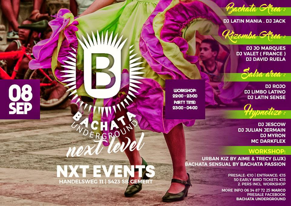 Bachata Underground - Next Level icon