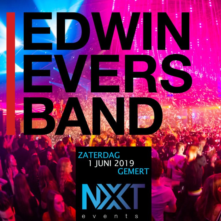 NXT Events Edwin Evers band