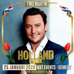 Tino Martin Holland Live