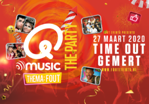 Q Music Foute party Gemert